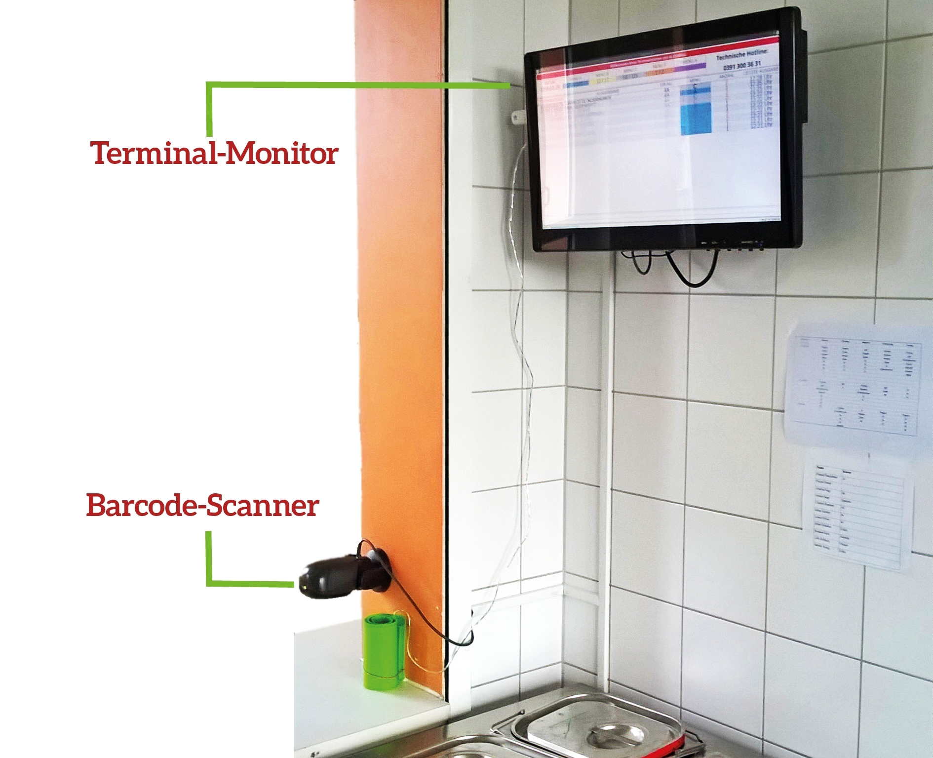 terminal-beschreibung