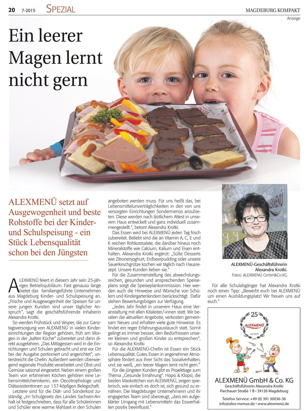 Beitrag aus Magdeburg Kompakt