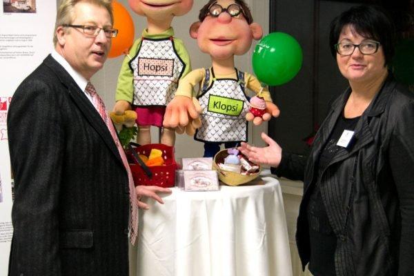 Der Marketingclub Magdeburg ist zu Besuch bei ALEXMENÜ