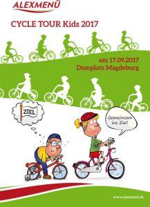Plakat Cycle-Tour 2017