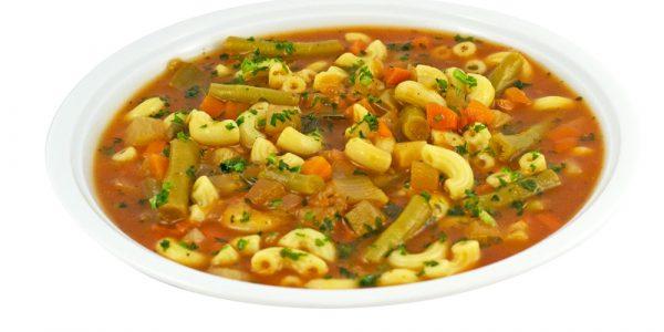 1331 Minestrone Italienische Gemüsesuppe