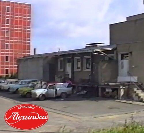 1990 beginnt die Geschichte der ALEXMENÜ GmbH & Co. KG in Magdeburg