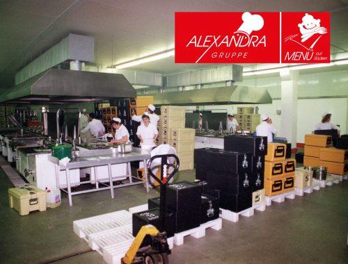 ALEXMENÜ wächst und konzentriert sich auf den Aufbau einer neuen Produktionsstätte am August-Bebel-Damm in Magdeburg-Rothensee