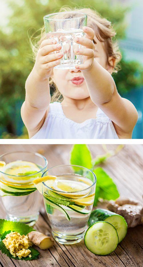 Getränke-Zauber sensibilisiert die Kinder in Bezug auf den Zuckergehalt in Getränken und zeigt leckere Alternativen