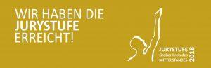 Großer Preis des Mittelstandes: ALEXMENÜ erreicht die Jurystufe!