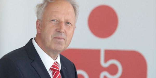 Dr. Michael Ermrich, Geschäftsführender Präsident des Ostdeutschen Sparkassenverbandes