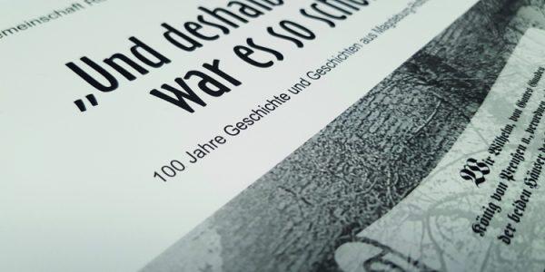 """Die IG Rothenseer Bürger e.V. veröffentlicht die dritte Auflage """"Und deshalb war es so schön..."""" 100 Jahre Geschichte und Geschichten aus Magdeburg-Rothensee"""