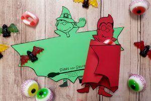 Ganz einfach zum Nachbasteln: Boo-tastische Halloween-Mitgebsel
