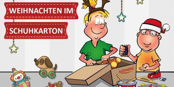 Machen Sie mit bei der weltweit größten Geschenkeaktion für bedürftige Kinder!