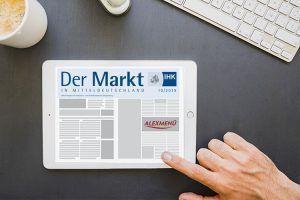 Der Markt, Ausgabe Oktober 2019