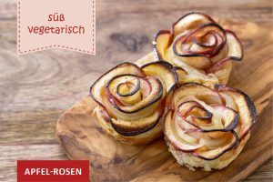 Apfel-Rosen ©cuorerouc /AdobeStock