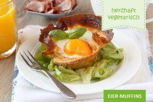 Eier-Muffins ©Iryna Melnykc/freepik