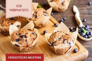 Frühstücks-Muffins © yuliiaholovchenko/AdobeStock
