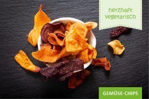 Gemüsechips ©freepik