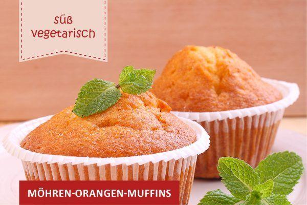 Möhren-Orangen-Muffins ©freepik
