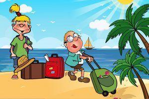 Wir wünschen Euch schöne Sommerferien
