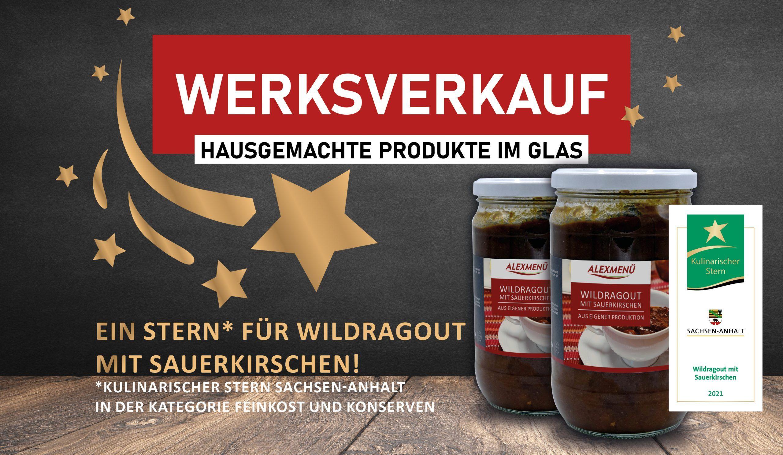 Header Werksverkauf+Stern