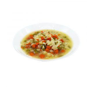 3991 Sternchennudelsuppe mit Gemüseeinlage