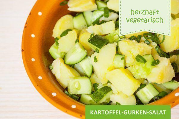 Kartoffel-Gurken-Salat