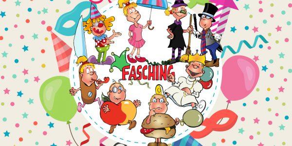 Im Kindergarten steht die große Faschingsfeier an. Wer dieses Jahr wohl das beste Kostüm hat?